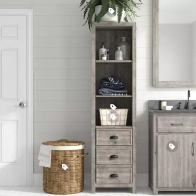 coastal-bathroom-3 Beach Bathroom Decor & Coastal Bathroom Decor