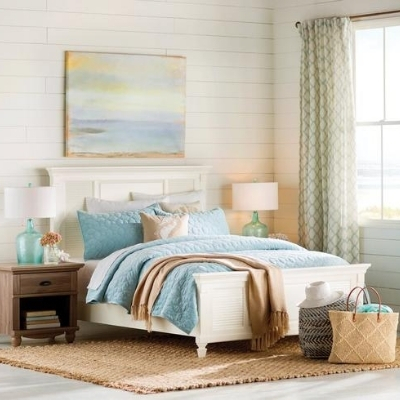 coastal-bedroom-decor-7 Beach Bedroom Decor & Coastal Bedroom Decor