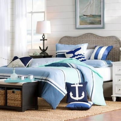 coastal-bedroom-decor-idea-13 Beach Bedroom Decor & Coastal Bedroom Decor