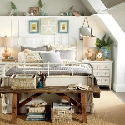 coastal-bedroom-inspiration-9 Beach Bedroom Decor & Coastal Bedroom Decor