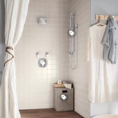 ocean-bathroom-14 Beach Bathroom Decor & Coastal Bathroom Decor