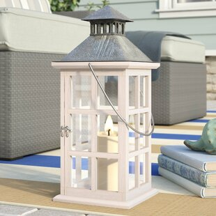 GloucesterWoodLantern 100 Beach House Decor Ideas