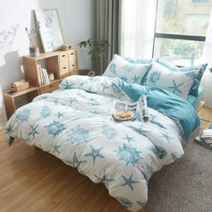 Full Beach Duvet Covers & Full Coastal Duvet Covers