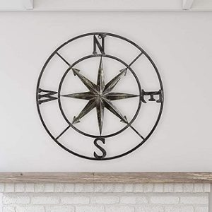Nautical Metal Wall Art