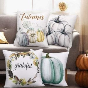 Fall Beach Decor & Autumn Coastal Decor