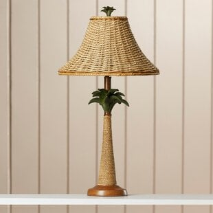 Abia25.522TableLamp Best Palm Tree Lamps