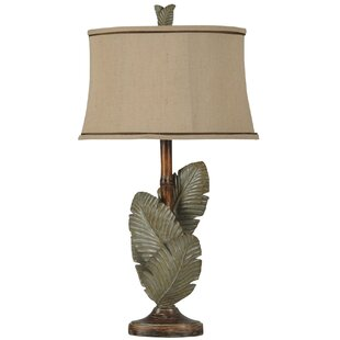 FrankfieldPalmLeaves33.522TableLamp Best Palm Tree Lamps