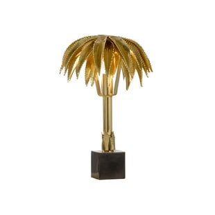 GoldWildPalmLamp28Sm29 Best Palm Tree Lamps