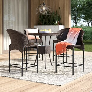 Nicodemus5PieceDiningSet-1 Wicker Dining Tables & Wicker Patio Dining Sets