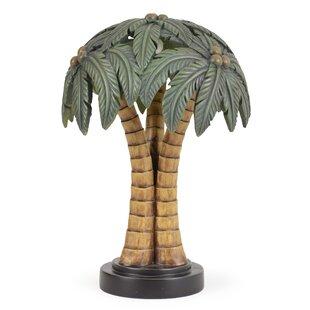 PatricaPalmTreeShade15.2522TableLamp Best Palm Tree Lamps