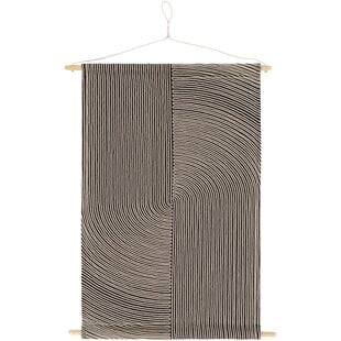CottonWallHanging 6 Best Types of Wall Hanging Tapestries