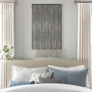CottonWallHangingwithRodIncluded 6 Best Types of Wall Hanging Tapestries