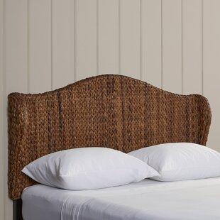 ColrainWingbackHeadboard Beach Bedroom Furniture and Coastal Bedroom Furniture