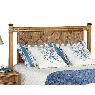 SummerRetreatChippendalePanelHeadboard Beach Bedroom Furniture and Coastal Bedroom Furniture