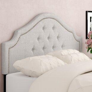 TeriUpholsteredPanelHeadboard Beach Bedroom Furniture and Coastal Bedroom Furniture