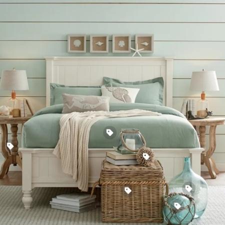 beach-bedroom-design-12 Beach Bedroom Furniture and Coastal Bedroom Furniture