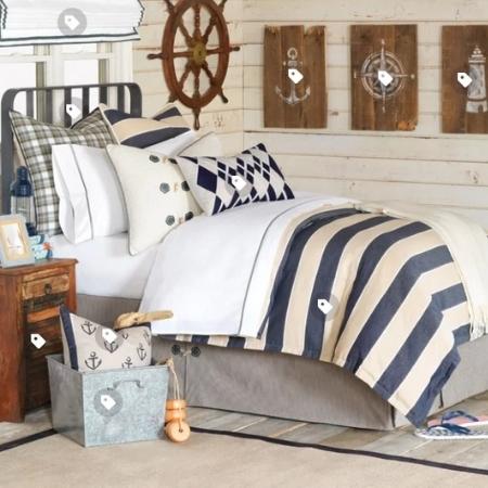 beach-bedroom-design-3 Beach Bedroom Furniture and Coastal Bedroom Furniture