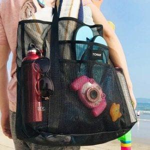 Mesh Beach Bags