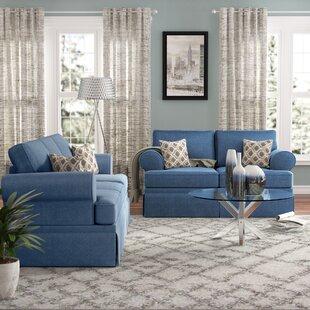 BurlingameLivingRoomSet Beach & Coastal Living Room Furniture