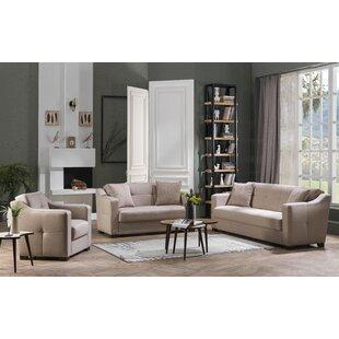 CraverConfigurableLivingRoomSet Beach & Coastal Living Room Furniture