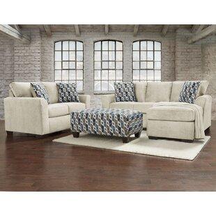 Paes2PieceLivingRoomSet Beach & Coastal Living Room Furniture