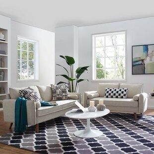 Paulette2PieceLivingRoomSet Beach & Coastal Living Room Furniture