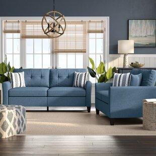 Ranstead2PieceLivingRoomSet Beach & Coastal Living Room Furniture