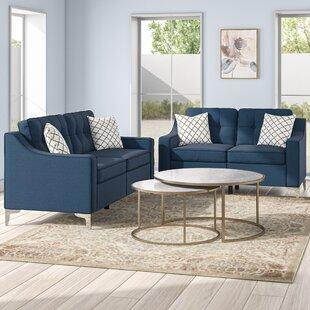 Sebastian2PieceLivingRoomSet Beach & Coastal Living Room Furniture